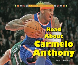 Picture of Read About Carmelo Anthony