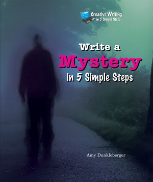 Picture of Write a Mystery in 5 Simple Steps