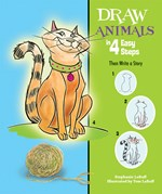 "<h2><a href=""http://www.enslow.com/books/Draw_Animals_in_4_Easy_Steps/1089"">Draw Animals in 4 Easy Steps: <i>Then Write a Story</i></a></h2>"
