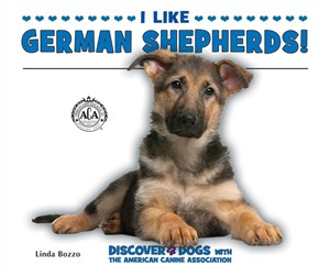 Picture of I Like German Shepherds!