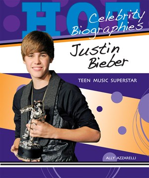 Picture of Justin Bieber: Teen Music Superstar