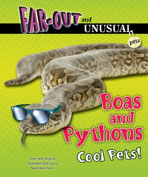 Picture of Boas and Pythons: Cool Pets!