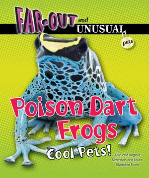 Picture of Poison Dart Frogs: Cool Pets!