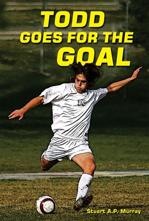 Picture of Todd Goes for the Goal