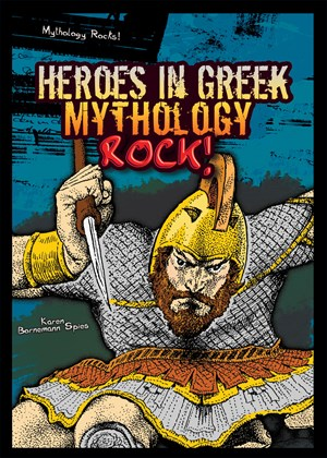 Picture of Heroes in Greek Mythology Rock!
