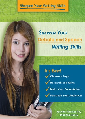 Picture of Sharpen Your Debate and Speech Writing Skills