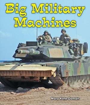 Picture of Big Military Machines