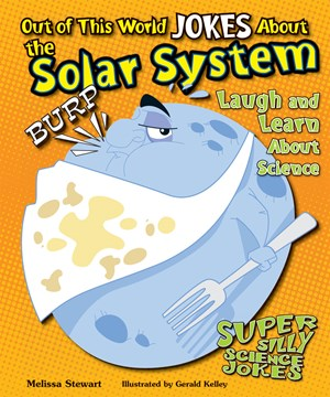 Picture of Out of This World Jokes About the Solar System: Laugh and Learn About Science