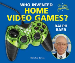 Picture of Who Invented Home Video Games? Ralph Baer
