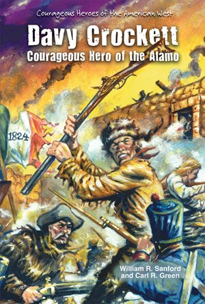 Picture of Davy Crockett: Courageous Hero of the Alamo