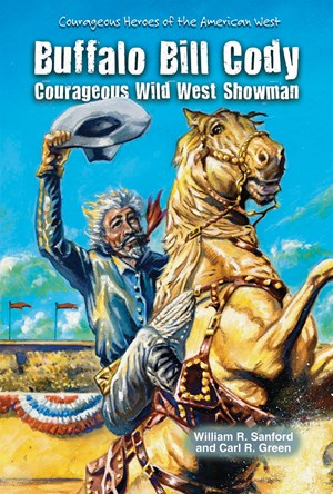 Picture of Buffalo Bill Cody: Courageous Wild West Showman