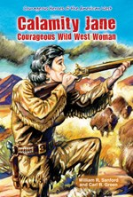 "<h2><a href=""http://www.enslow.com/books/Calamity_Jane/935"">Calamity Jane: <i>Courageous Wild West Woman</i></a></h2>"