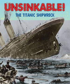 Picture of Unsinkable!: The TITANIC Shipwreck