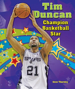 Picture of Tim Duncan: Champion Basketball Star