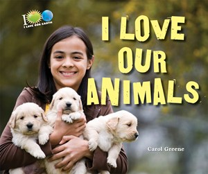 Picture of I Love Our Animals
