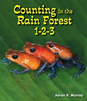 Picture of Counting in the Rain Forest 1-2-3
