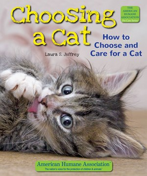 Picture of Choosing a Cat: How to Choose and Care for a Cat