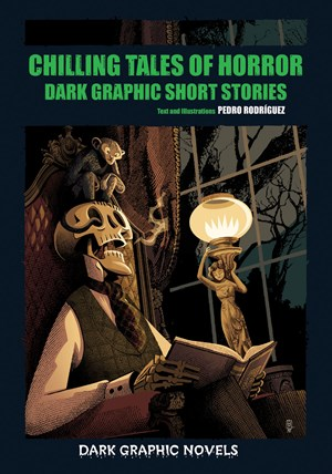 Picture of Chilling Tales of Horror: Dark Graphic Short Stories