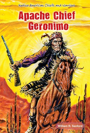 Picture of Apache Chief Geronimo