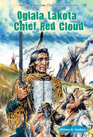 Picture of Oglala Lakota Chief Red Cloud