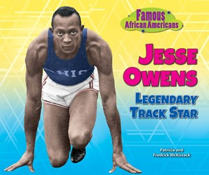 Picture of Jesse Owens: Legendary Track Star