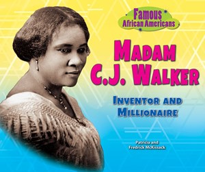 Picture of Madam C.J. Walker: Inventor and Millionaire