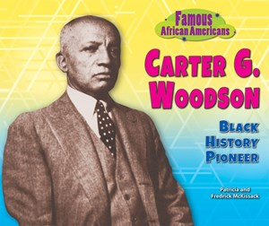 Picture of Carter G. Woodson: Black History Pioneer