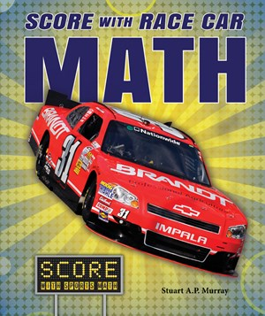 Picture of Score with Race Car Math