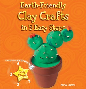 Picture of Earth-Friendly Clay Crafts in 5 Easy Steps