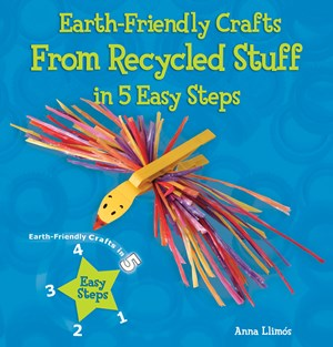 Picture of Earth-Friendly Crafts from Recycled Stuff in 5 Easy Steps