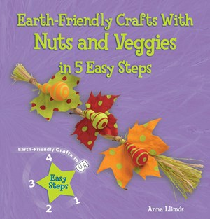 Picture of Earth-Friendly Crafts with Nuts and Veggies in 5 Easy Steps