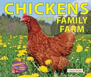 Picture of Chickens on the Family Farm