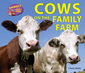 Picture of Cows on the Family Farm: