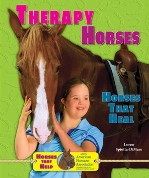 Picture of Therapy Horses: Horses That Heal