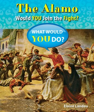 Picture of The Alamo: Would You Join the Fight?