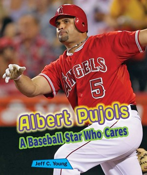 Picture of Albert Pujols: A Baseball Star Who Cares