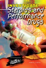 """<h2><a href=""""http://www.bluewaveclassroom.com/books/Investigate_Steroids_and_Performance_Drugs/4093"""">Investigate Steroids and Performance Drugs</a></h2>"""