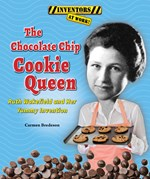 "<h2><a href=""http://www.enslow.com/books/The_Chocolate_Chip_Cookie_Queen/4095"">The Chocolate Chip Cookie Queen: <i>Ruth Wakefield and Her Yummy Invention</i></a></h2>"