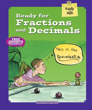 Picture of Ready for Fractions and Decimals:
