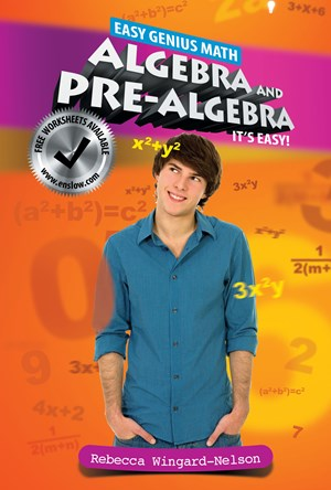 Picture of Algebra and Pre-Algebra: It's Easy