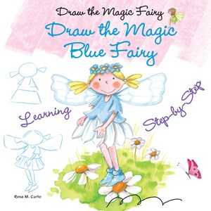 Picture of Draw the Magic Blue Fairy