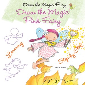 Picture of Draw the Magic Pink Fairy