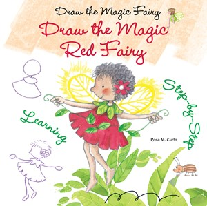 Picture of Draw the Magic Red Fairy