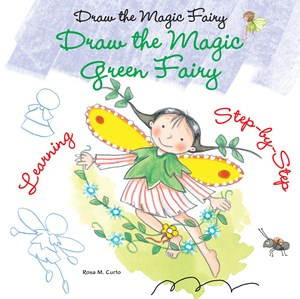 Picture of Draw the Magic Green Fairy