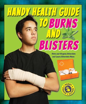 Picture of Handy Health Guide to Burns and Blisters