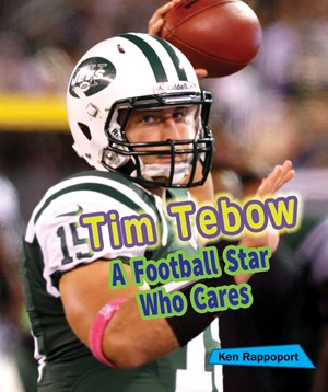 Picture of Tim Tebow: A Football Star Who Cares