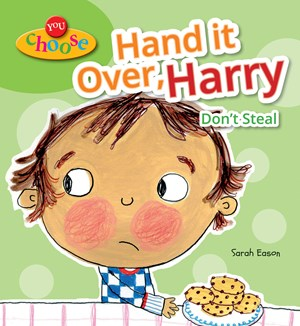 Picture of Hand it Over, Harry: Don't Steal