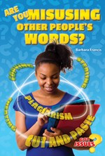 """<h2><a href=""""http://www.bluewaveclassroom.com/books/Are_You_Misusing_Other_Peoples_Words/4210"""">Are You Misusing Other People's Words?: <i>What Plagiarism Is And How To Avoid It</i></a></h2>"""