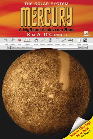Picture of Mercury: A MyReportLinks.com Book