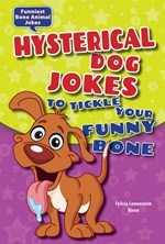 """<h2><a href=""""http://www.bluewaveclassroom.com/books/Hysterical_Dog_Jokes_to_Tickle_Your_Funny_Bone/4221"""">Hysterical Dog Jokes to Tickle Your Funny Bone</a></h2>"""